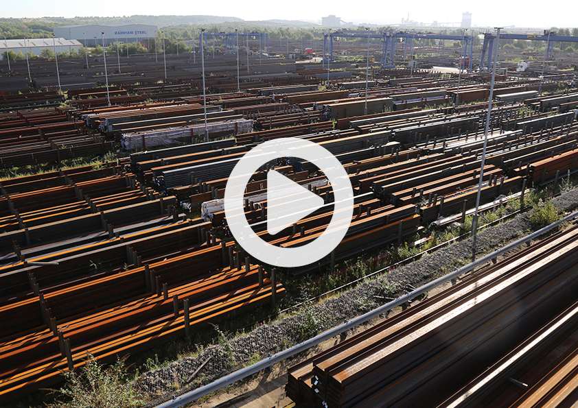 Rainham Steel | Steel Stockholders and suppliers of